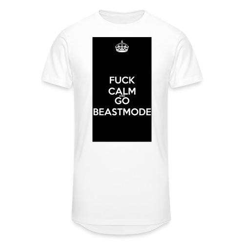 Go Beast-Mode - Men's Long Body Urban Tee