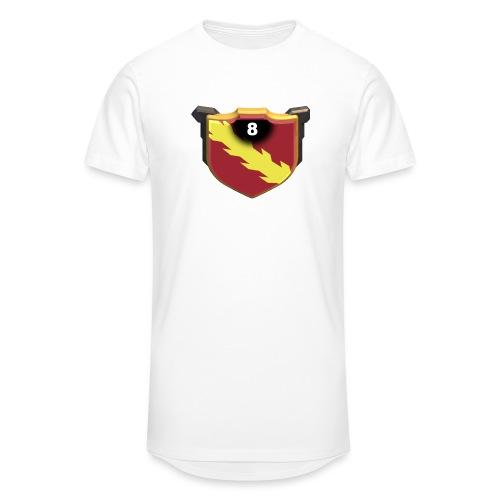 ESCUDO-01 - Camiseta urbana para hombre