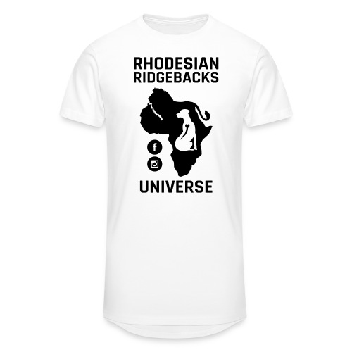 RRU - Urban lång T-shirt herr
