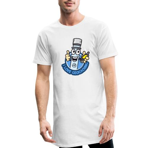 PETti the PETling - Männer Urban Longshirt