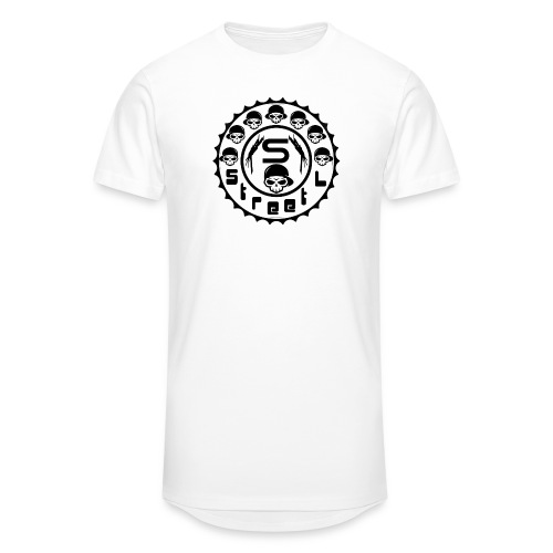 rawstyles rap hip hop logo money design by mrv - Długa koszulka męska urban style