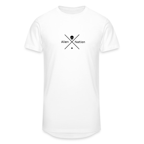 Alien Nation - T-shirt long Homme
