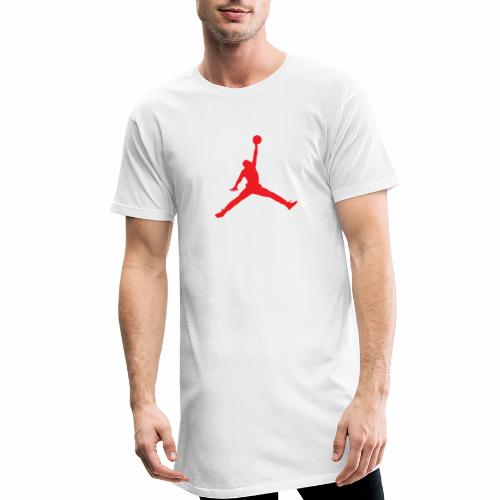 Méchant basket-ball - T-shirt long Homme