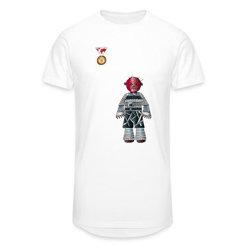 Trashcan - Männer Urban Longshirt