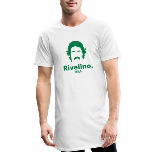 Rivelino - Men's Long Body Urban Tee