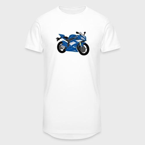 R6NICK Bike - Men's Long Body Urban Tee