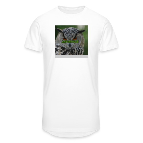 JohannesB lue - Urban lang T-skjorte for menn