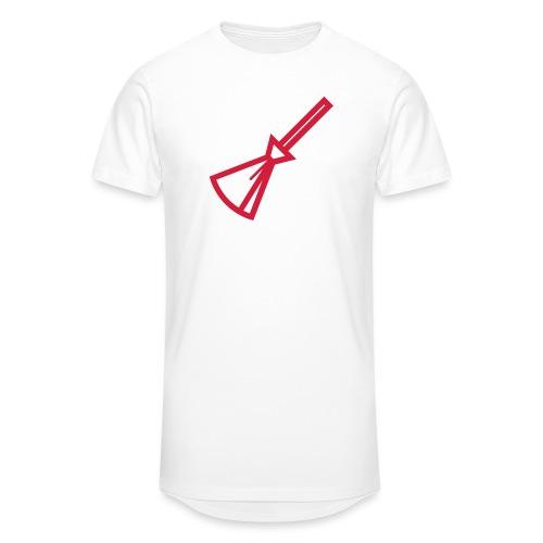 Balais Balais Wiccan Wicca ! - T-shirt long Homme