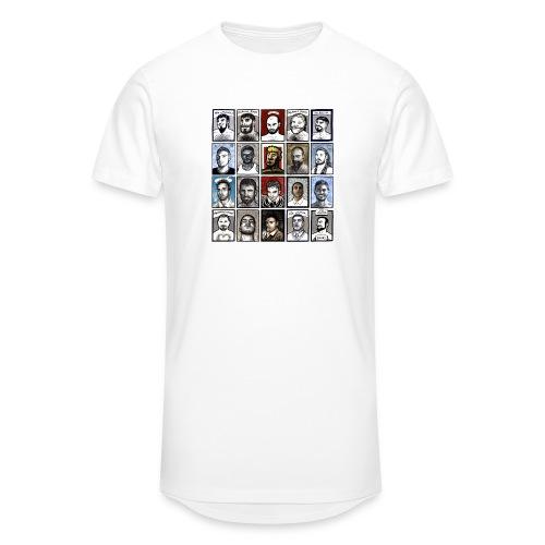 ACEO - Maglietta  Urban da uomo