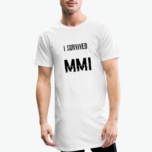 MMI SURVIVOR - T-shirt long Homme