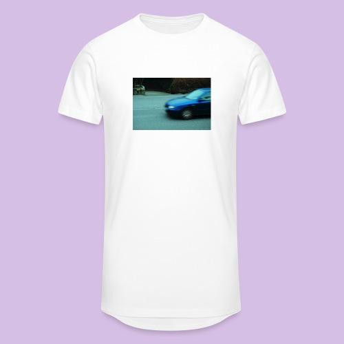 BLUE CAR - Urban lång T-shirt herr