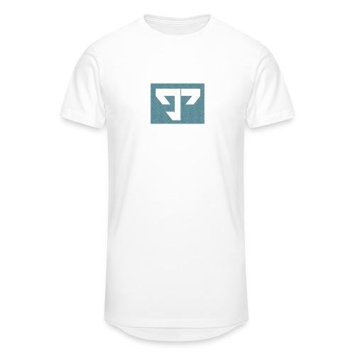 g3654-png - Długa koszulka męska urban style