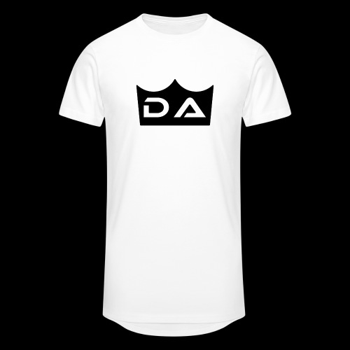 DA Crown - Men's Long Body Urban Tee