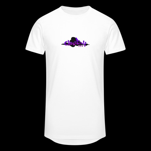 cloudy fpv logo STANDARD - Men's Long Body Urban Tee