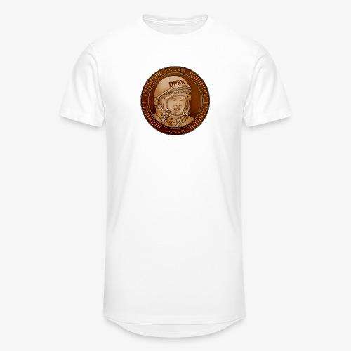 KIM Token - T-shirt long Homme