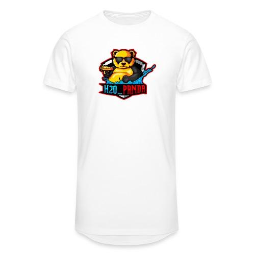 Pandas Loga - Urban lång T-shirt herr