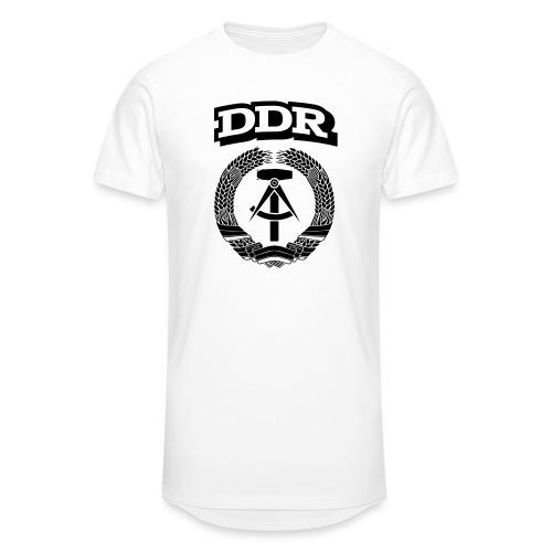 DDR T-paita - Miesten urbaani pitkäpaita