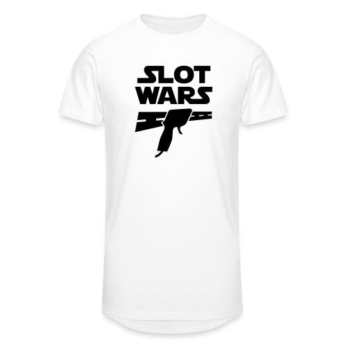 Slot Wars - Männer Urban Longshirt