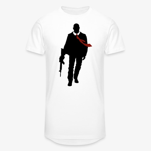 PREMIUM SO GEEEK HERO - MINIMALIST DESIGN - T-shirt long Homme