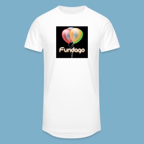 Fundago Ballon - Männer Urban Longshirt