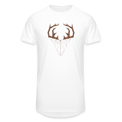 LOW ANIMALS POLY - T-shirt long Homme