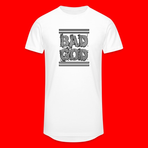 BadGod - Men's Long Body Urban Tee
