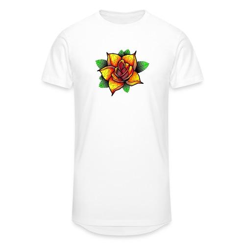 rose - T-shirt long Homme