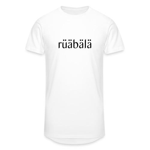 rüäbäla - Männer Urban Longshirt