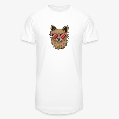 Cool Engla - Urban lång T-shirt herr