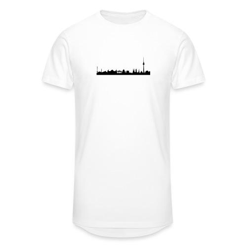 berlin skyline - Männer Urban Longshirt