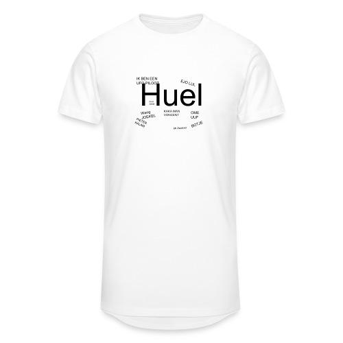 HUEL - Mannen Urban longshirt