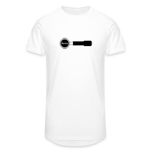 Siebträger Barista horiz - Männer Urban Longshirt