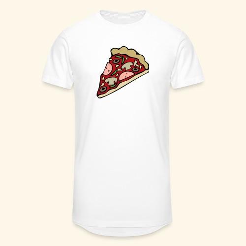 Pizza - T-shirt long Homme