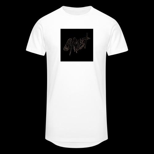 -Logo Qrust- - T-shirt long Homme