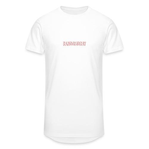 RandomDray Shirt - Men's Long Body Urban Tee