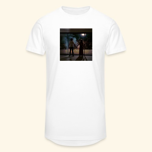 Mum look at me, I'm really okay. - T-shirt long Homme