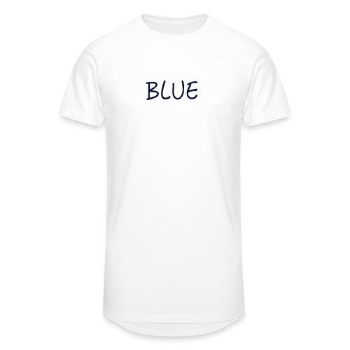 BLUE - Mannen Urban longshirt