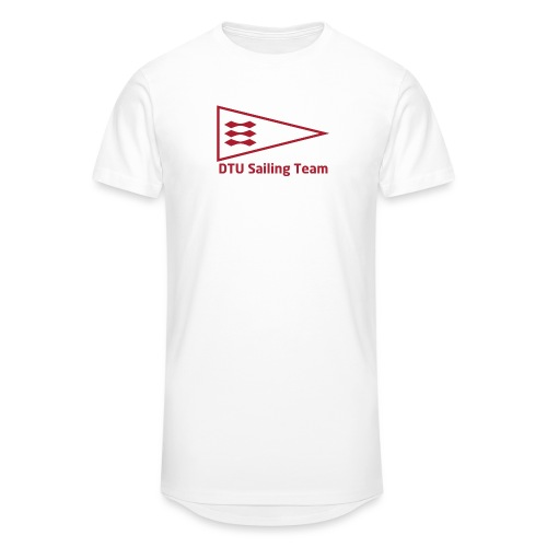 DTU Sailing Team Official Workout Weare - Men's Long Body Urban Tee