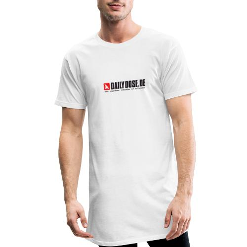 DAILYDOSE.DE (black) - Männer Urban Longshirt