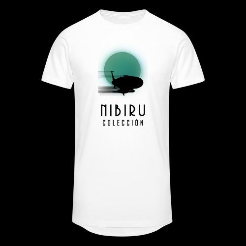 NibiruLogo - Camiseta urbana para hombre