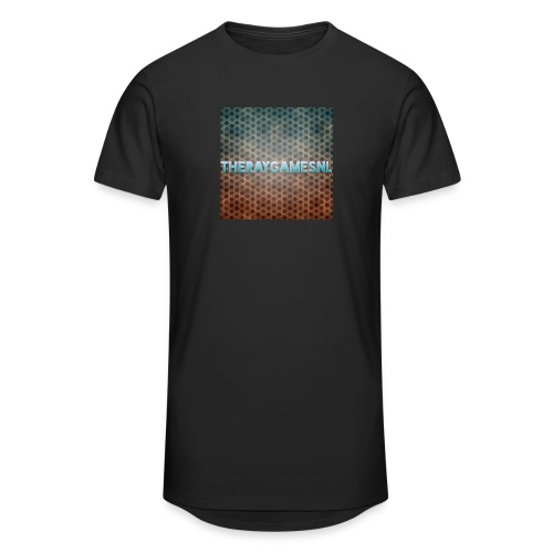 TheRayGames Merch - Men's Long Body Urban Tee