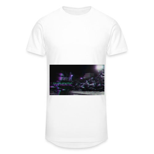 SCHOOLBOY Q VUTHENTIC - Men's Long Body Urban Tee