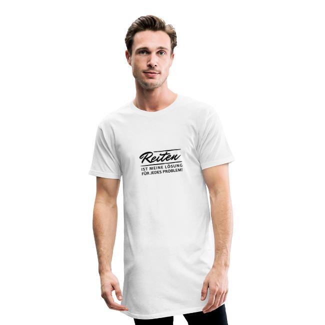 T-Shirt Spruch Reiten Lös