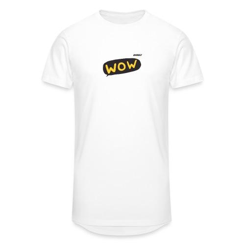 WoW Shirt - Men's Long Body Urban Tee