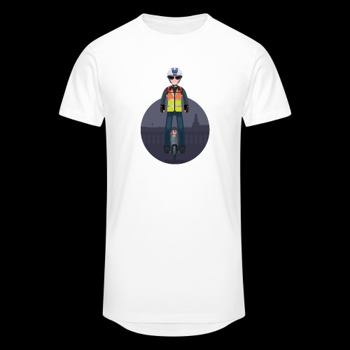 Wheels Fighters - T-shirt long Homme