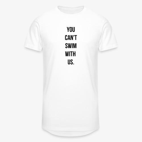 swim - T-shirt long Homme