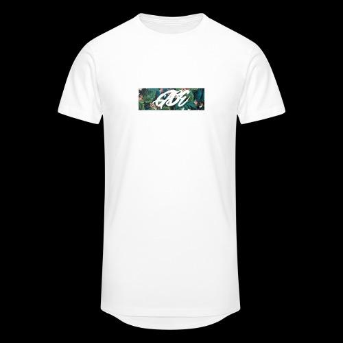 GABE FLOW - Männer Urban Longshirt