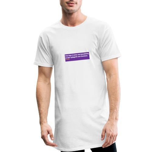 barzelletta - Maglietta  Urban da uomo