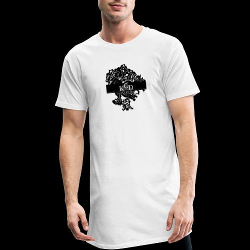 KCD Small Print - Men's Long Body Urban Tee