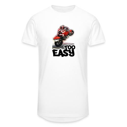 Ducati Monster Wheelie A - Camiseta urbana para hombre